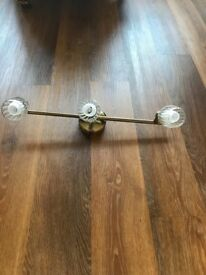 Wall or ceiling lights
