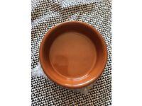 Lakeland 15cm terracotta dishes