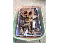 BSA parts