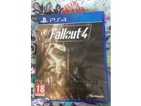 NEW - PS4 game Fallout 4 (PlayStation 4)