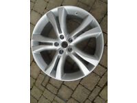 PROFESSIONALLY REFURBISHED 20 inch ALLOY WHEEL from a 2011 NISSAN MURANO, ALSO FITS OTHER VEHICLES