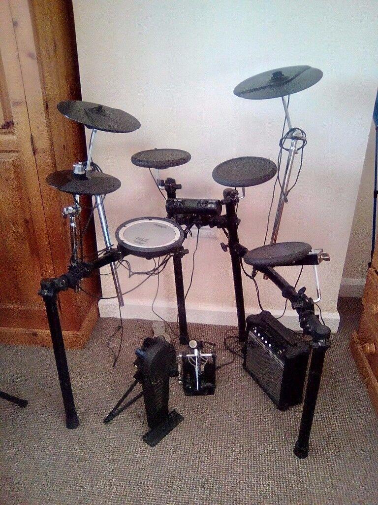 Roland Electric Drum Kit Like New Td 4k In Didsbury