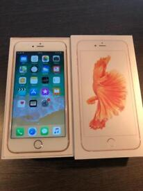 iPhone 6s Plus -32 GB used - uncooked