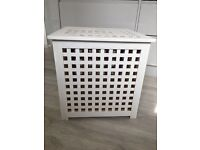 Wooden side table with storage within x 2 available