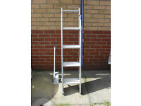 Abru Loft Ladder 3 Section, Manufactured in aluminium,