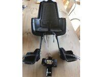 Bobike bike seat - over front handle bars
