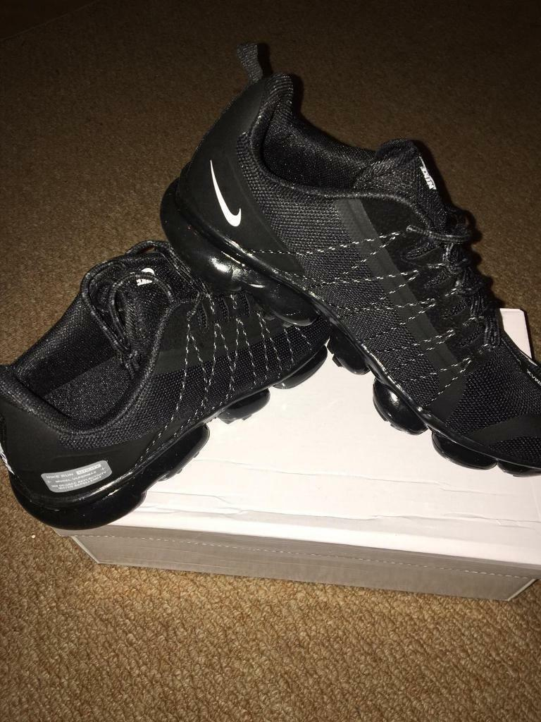 1f5e301314b SIZE 7 8 9 10 11 BRAND NEW NIKE VAPORMAX RUN UTILITY BOXED TRAINERS BLACK  (NOT) 97 720 flyknit plus | in Erdington, West Midlands | Gumtree