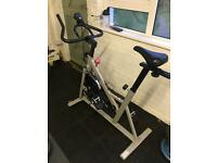 Exercise Bike Top Quality Spin Bicycle ...WORTH A LOOK!!! CarTen Velothon Training