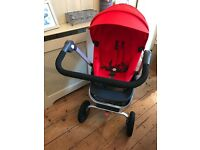 Stokke Scoot V2 with footmuff