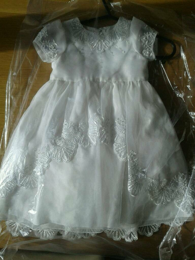 Flower girl dress size 18months