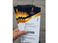 Womens Hockey World Cup Cross-over match 3 & 4 July 31st tickets for sale