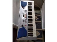 Home Living Musical Keyboard with Stand