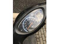 Yamaha Vity 125 very good condition, 9401 MILES