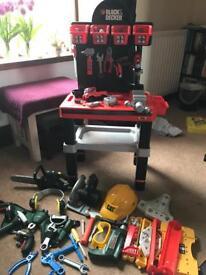 Kids toy tools