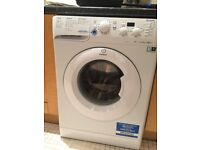 Indesit Innex Washing Machine, XWD 71452 W UK, 7KG load, 1400 rpm, white