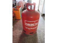 Calor Gas 13kg Propane Gas Bottle For Sale