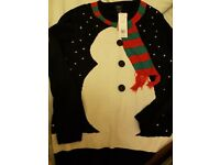 brand new unisex Christmas Jumper