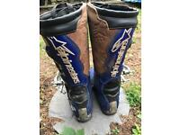 Alpine star Motorcross boots