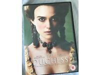 The Duchess dvd new/ movie/cinema