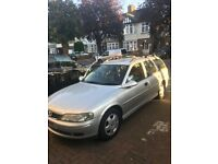 Quick Sale on Vauxhall Estate 1.8 (2001)