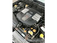 Subaru outback 3.0 h6 or swap for Toyota corolla verso d4d 2.2