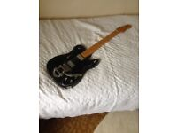 Delux Telecaster with Bigsby