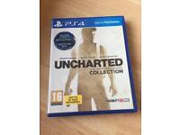 Uncharted - The nathan drake collection (Drake's Fortune, Among Thieves, Drake's Deception)
