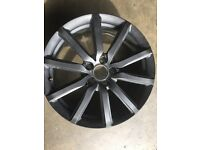 "ONLY GOT ONE vauxhall corsa 18"" vxr alloy wheel for sale £125 call 07860431401"