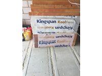 KINGSPAN K108 insulation NEW