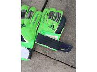 Adidas Junior Childs Goalkeeper gloves