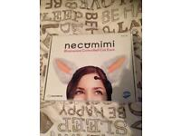 Necomimi brainwave controlled cat ears