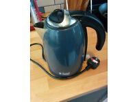 grey kettle - working - free
