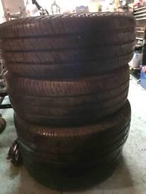 Van tyres 16inch