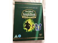 Platinum JUNGLE BOOK DVD AND Book