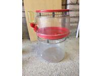 Cages for Hamster/Gerbil - Rotastak