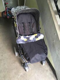 Mama and papas buggy