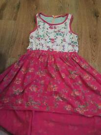 7 year old next dress