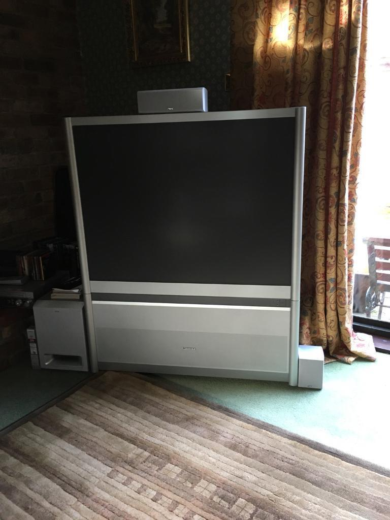 43inch Toshiba 43 inch Rear Projection Television