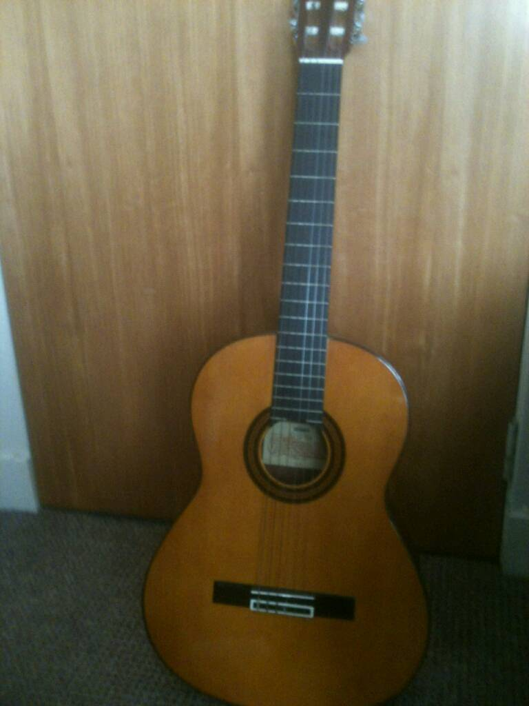 1971 Yamaha G 231 Ii Concert Classical Guitar Spruce In Dundee