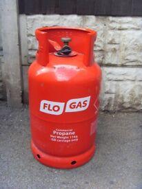 FloGas 11KG Propane Bottle - Full