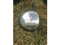 Howson Derby 5 Wood - Left Handed - Brand New!