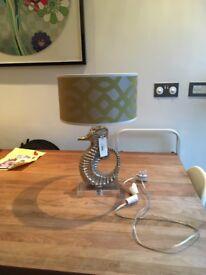Beautiful Graham & Green Seahorse Lampbase