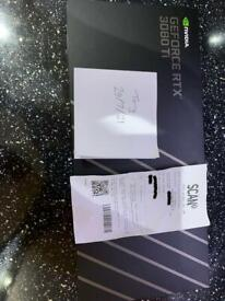 NVIDIA GeForce RTX 3080 Ti Founders Edition 12GB GDDR6X Graphics Card
