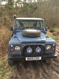 Land Rover Defender 110 300 tdi pick