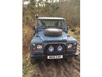 Land Rover Defender 110 300 tdi pick