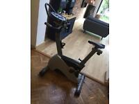 York Pro Exercise Bike - fitness training velothon bike cycling trainer