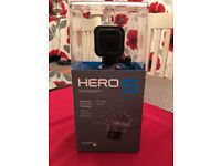 Go Pro HERO 5 Session Camera/Video Camera - Used once!