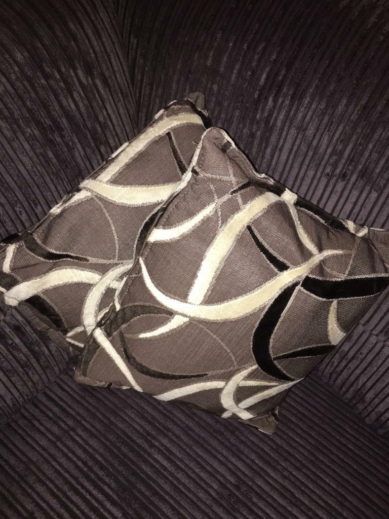 DFS sofa cushions