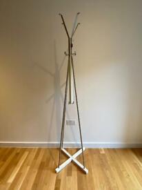 Coat rack stand