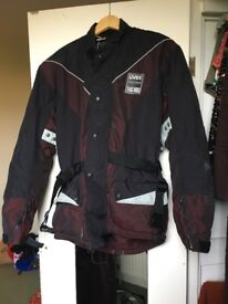 Motorbike Jacket UVEX Transworld Ladies Size 12